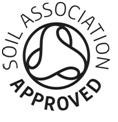 Soil Association Approved